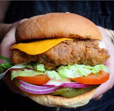 Vegan Fried Chickn