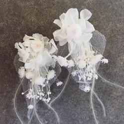 Çiçek küpe yapraklı 2