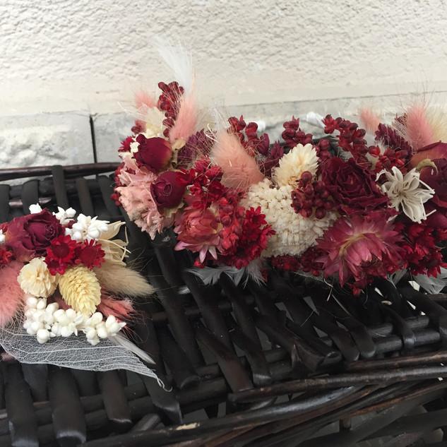 çiçek taç 4