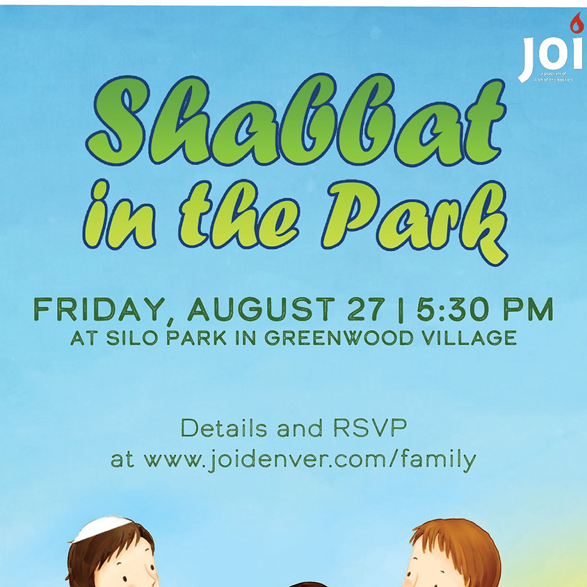 Shabbat in the Park