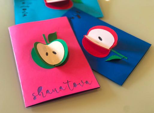 Shana Tova Cards