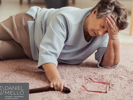 Osteoporose e fraturas do fêmur