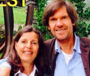 Silvia und Burckhardt