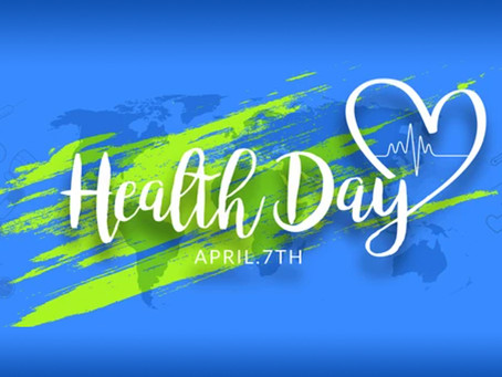 How can You help best with World Health Day?