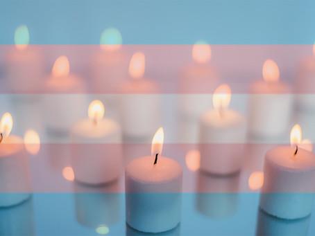 Transgender Day of Remembrance – November 20