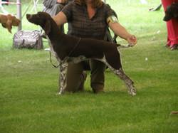 Evie at SKC 2009