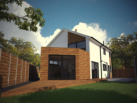 Modern and contemporary house extensions