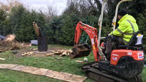 New Build in Worcester Park, Surrey