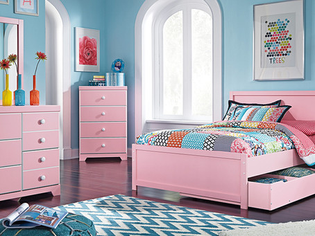 Kids bedroom inspirations