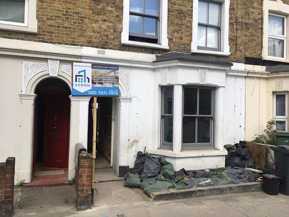 Builder London, Hern Hill