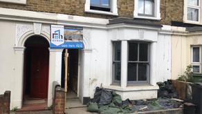 Extension in Herne Hill, Railton Road, London