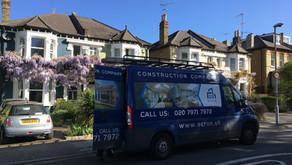 Extension in Kingston, Alexandra Road, Surrey