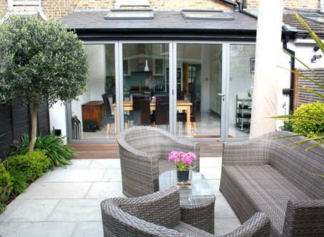 House Extension in Wimbledon - finished project
