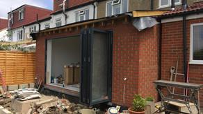 Extension in Norbury Cross, Norbury, London