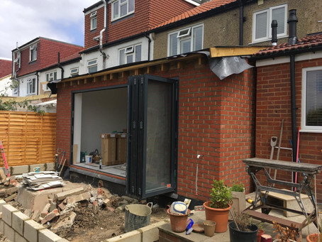 Extension in Norbury Cross, Norbury, London