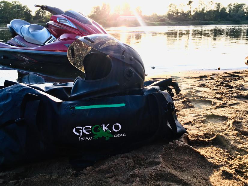 Skuter wodny | Gecko Head Gear
