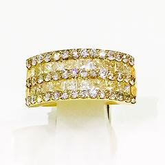 宝石 ダイアモンドリング