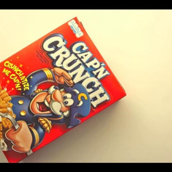 Stop Motion Cap'n Crunch
