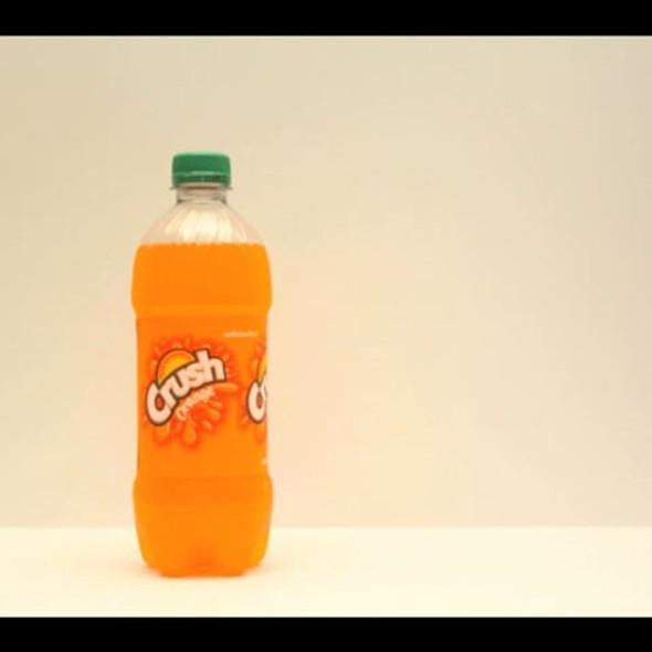 Stop Motion Orange Crush