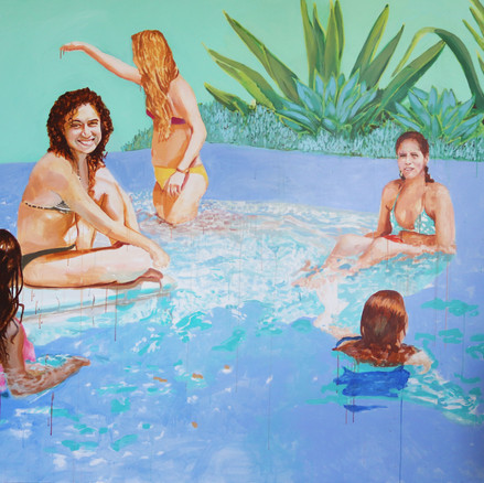 Pool Paintings