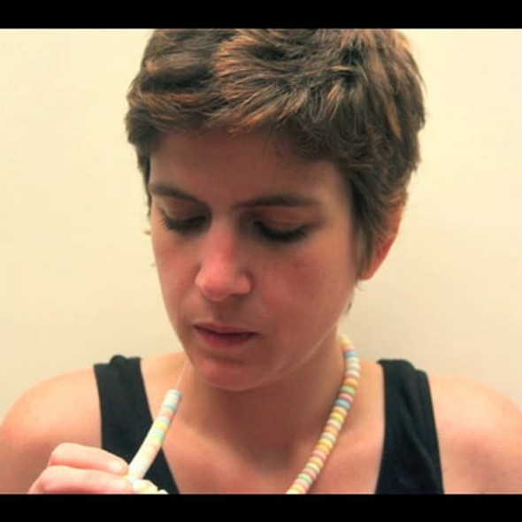 Stop Motion Candy Necklace