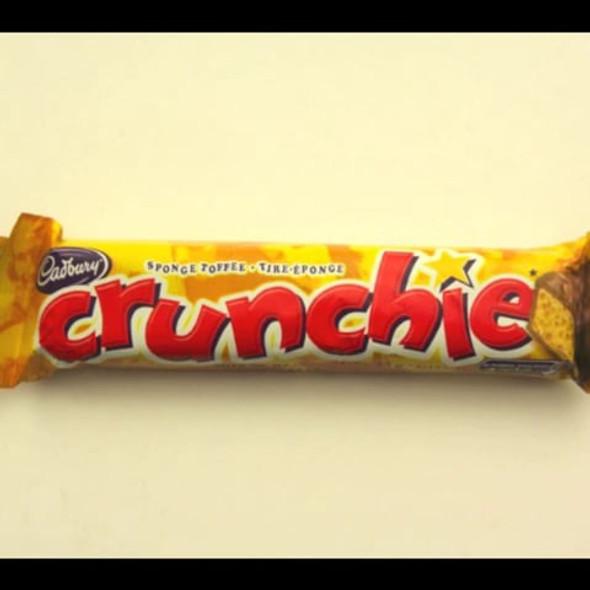Stop Motion Crunchie