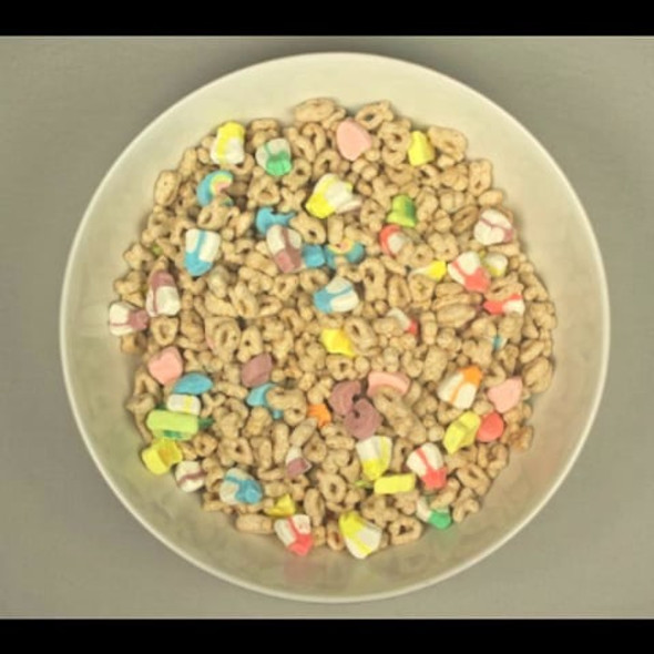 Stop Motion Lucky Charms