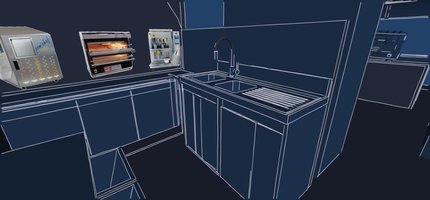 BOX int. cucina