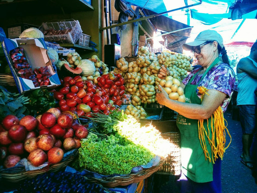 As Raízes Culturais das feiras livres de Campina e Solânea