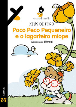 Paco Peco Pequeneiro - TITIMOKI - XERAIS