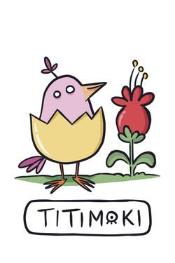 etiqueta tintas clip pollo casca titimok