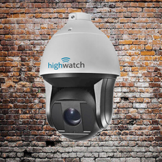 IP high PTZ dome camera