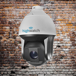 IP high PTZ dome camera