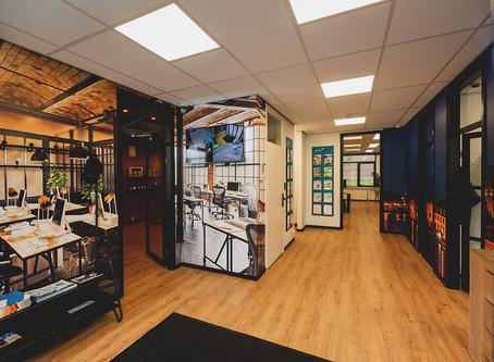 Niet alleen een prachtige nieuwe Showroom!