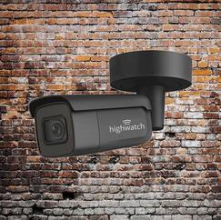 IP Bullet Camera zwart