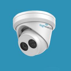 IP exir dome camera wit