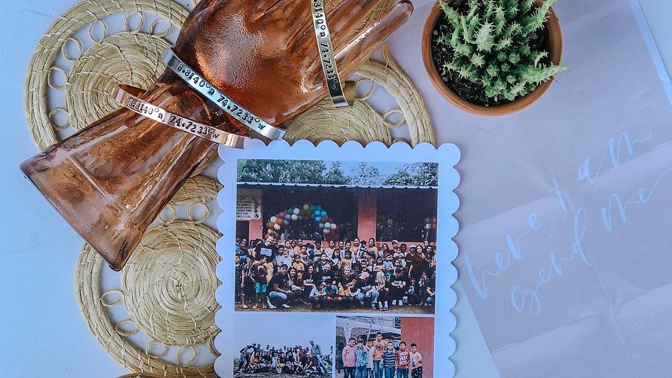 Gratitude Project Colombia Bracelets