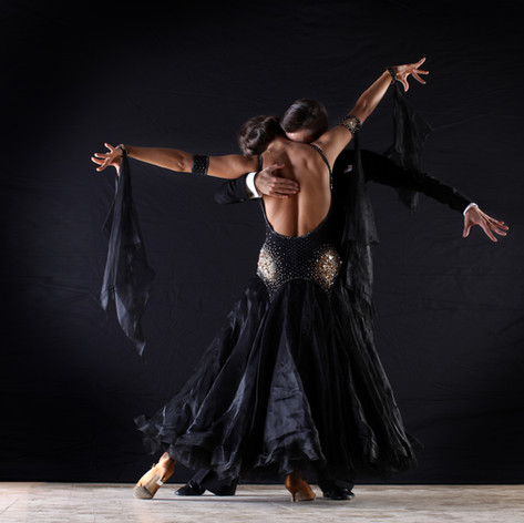Male and Female Dancers