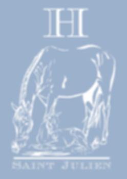 logo haras de saint julien