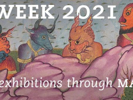 オンライン展覧会 アジア ウィーク 2021