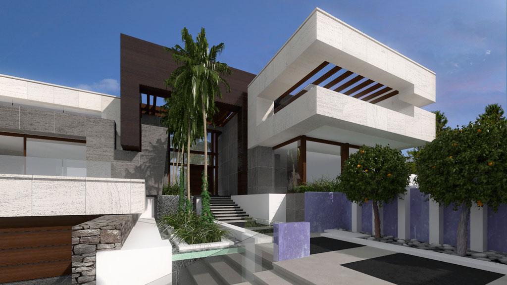 ARCHITECT- OUBIÑA -  MARROC -Tanger 8