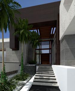 ARCHITECT- OUBIÑA -  MARROC -Tanger 9
