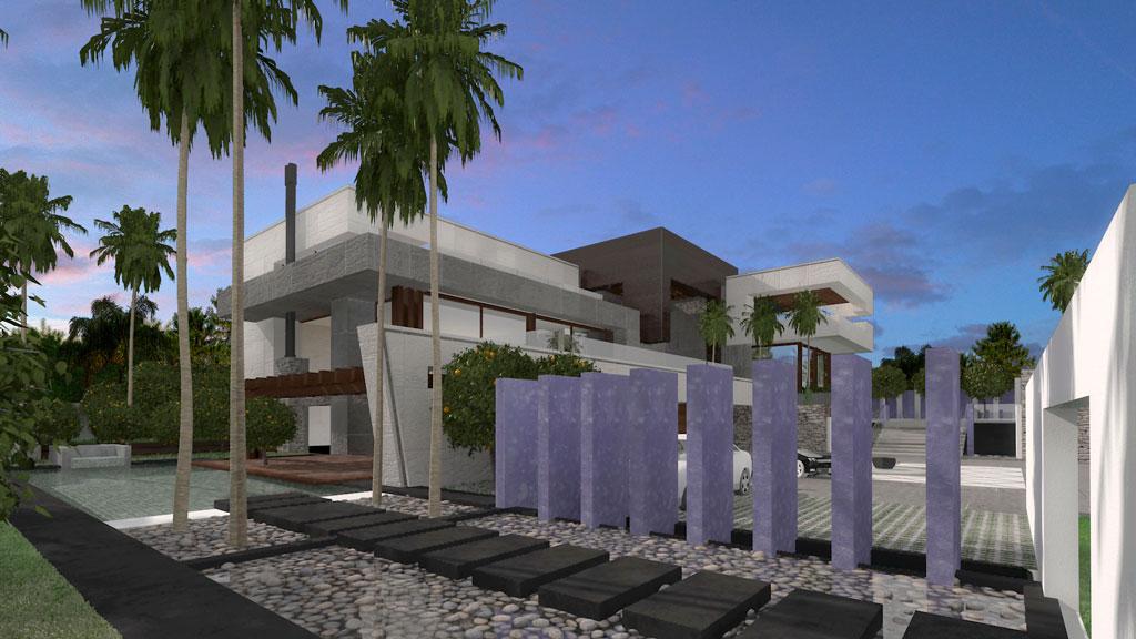 ARCHITECT- OUBIÑA -  MARROC -Tanger 3