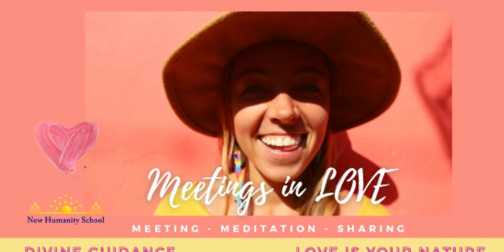 Meetings in Love
