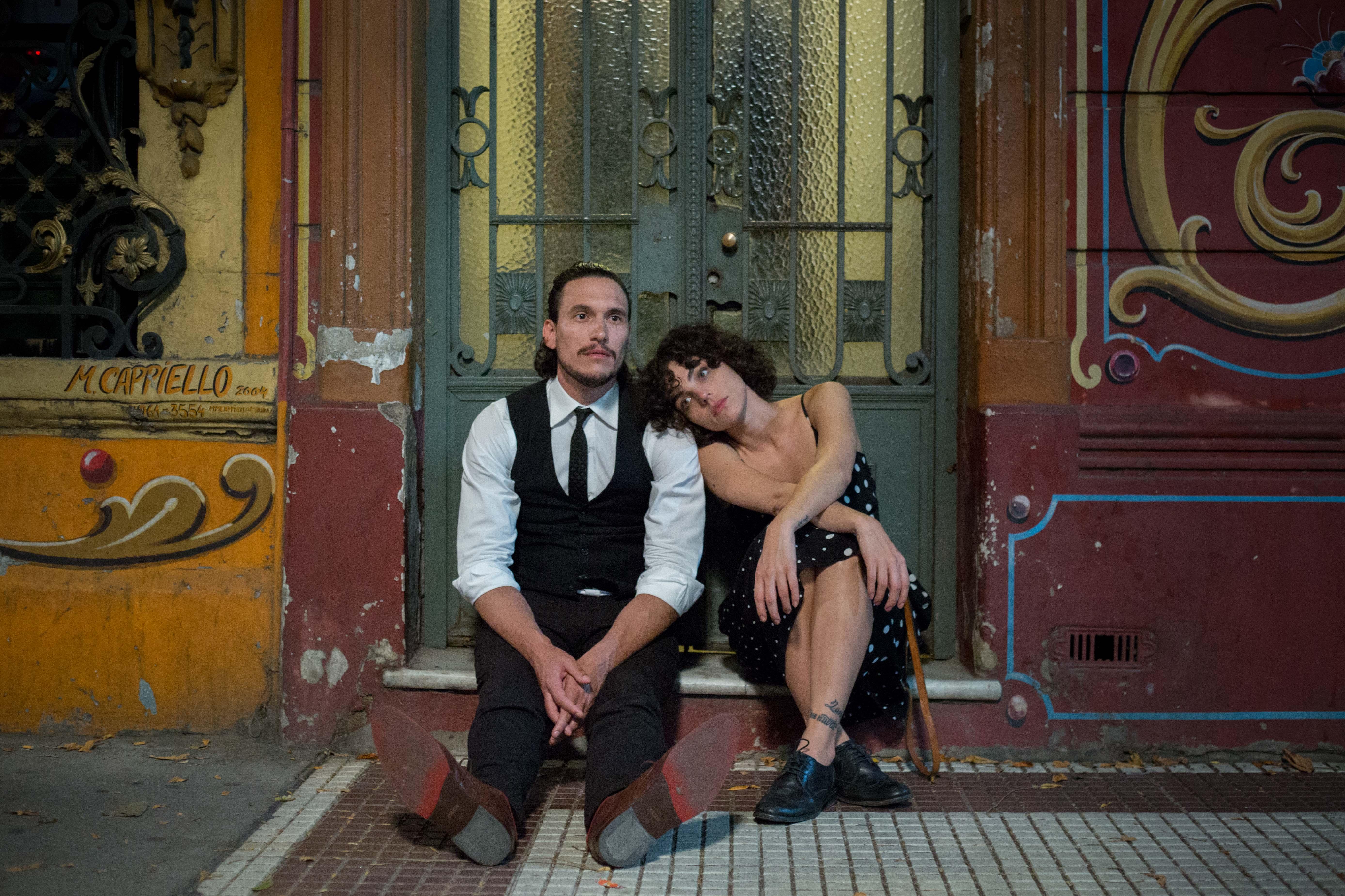 Amanda e Diego