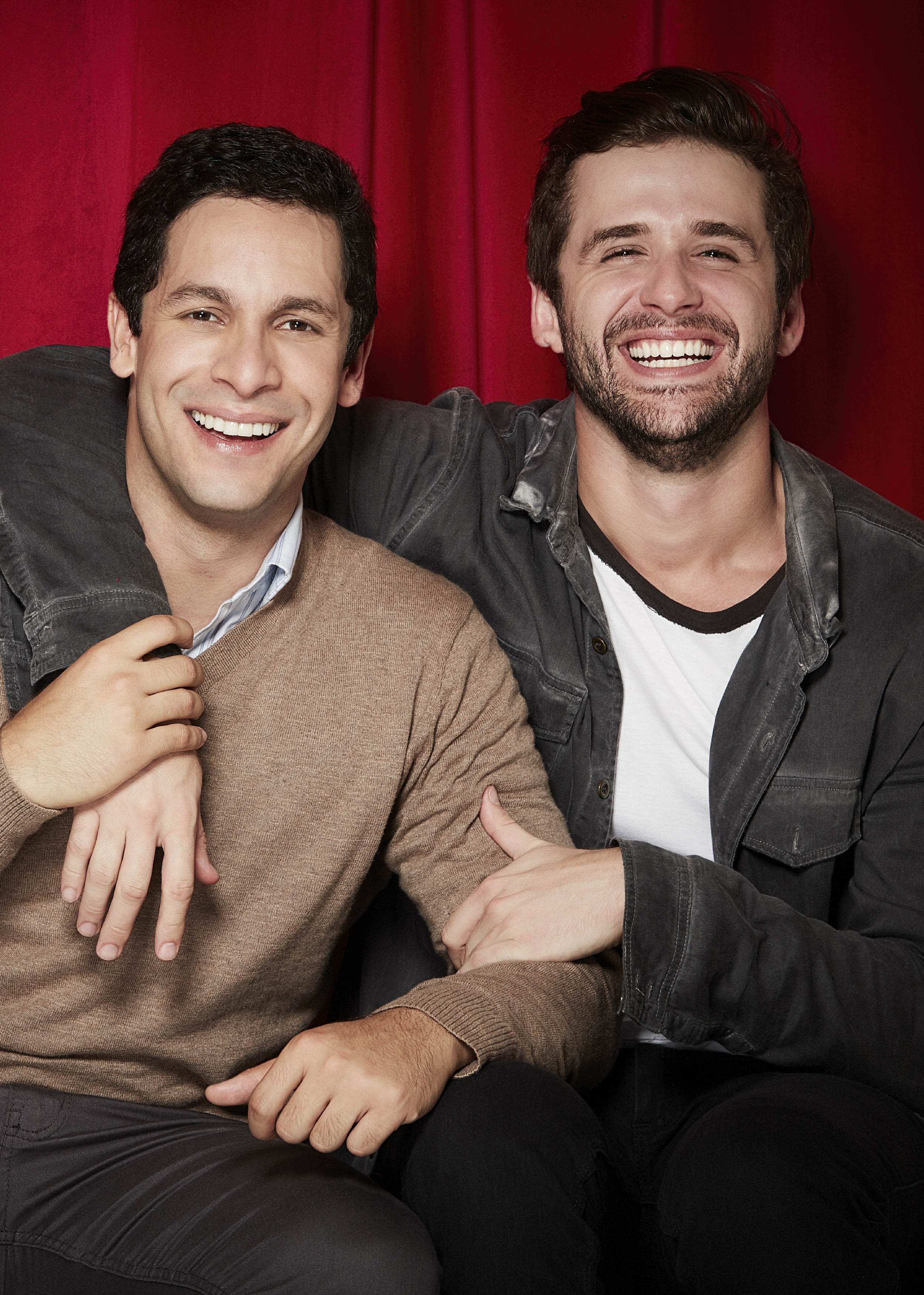 Rafael e Felipe