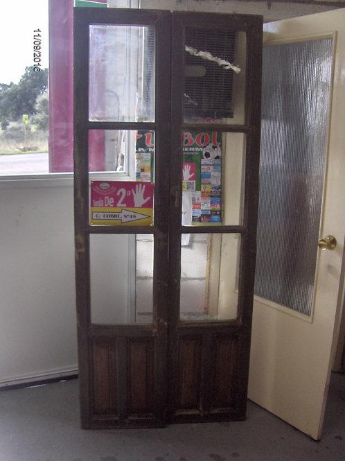 071116 Hojas de puertas grises