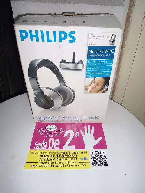 150316 Auriculares philips inalambricos