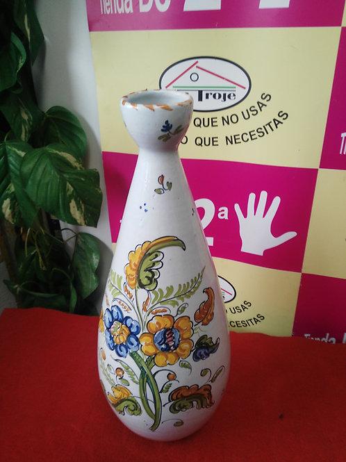 280120 jarrón porcelana barro