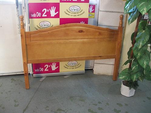 201217 cabecero de madera de pino
